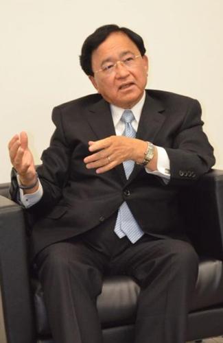 経済同友会の小林喜光代表幹事.PNG