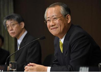NHKの上田良一会長.PNG