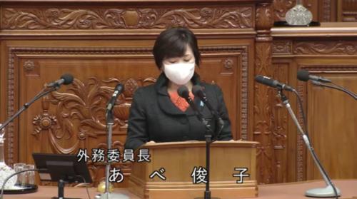 あべ俊子(外務委員長)・RCEP承認案.PNG