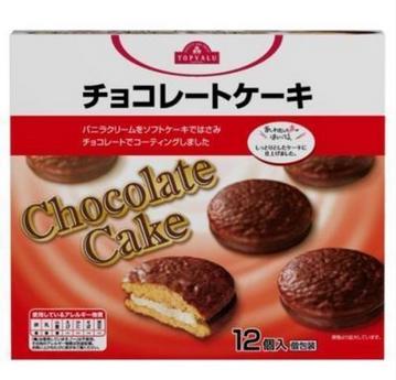 イオントップバリューのチョコ菓子.PNG