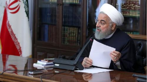 イランのロウハニ大統領・新型コロナ.PNG