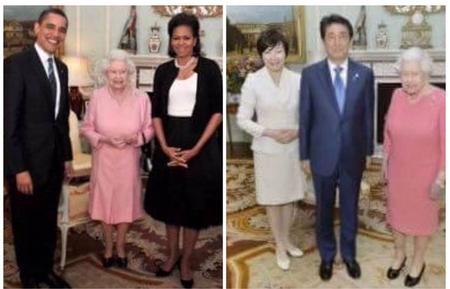 エリザベス女王・オバマと安倍.PNG