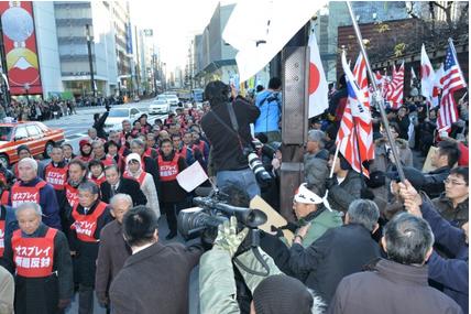 オスプレイの配備に反対する東京行動.PNG