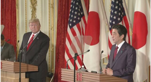 トランプと安倍晋三・日米首脳会談・5月27日.PNG