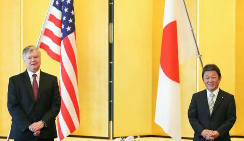 ビーガン米国務副長官と茂木敏充・7月10日.PNG
