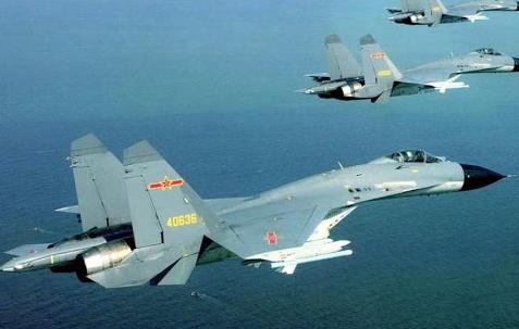 中国軍機が対馬海峡通過.PNG