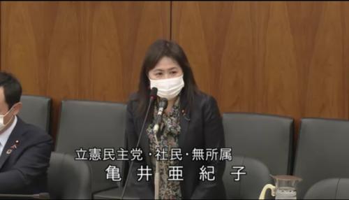 亀井亜紀子・種苗法改正案・質疑・11月12日.PNG