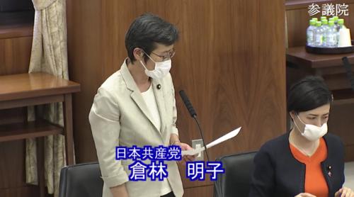 倉林明子(日本共産党)・年金法案・参院厚生労働委員会・反対討論.PNG