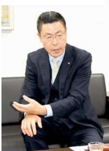全水道の二階堂健男中央執行委員長.PNG