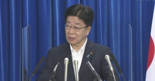 加藤勝信・再び緊急事態宣言の可能性.PNG
