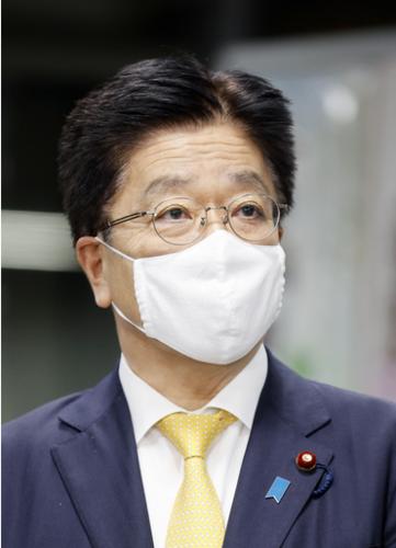 加藤勝信・失業手当の増額検討.PNG