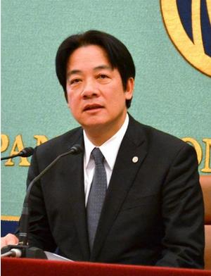 台南市の頼清徳市長.PNG