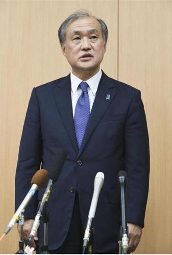 外務省の秋葉剛男事務次官.PNG