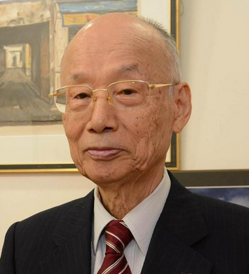 大村智・北里大特別栄誉教授.PNG