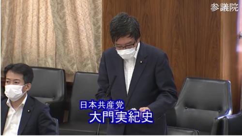 大門実紀史(日本共産党)・スーパーシティ法案・参院委員会.PNG