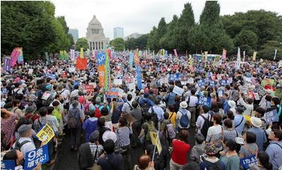 安保法案反対デモ.PNG