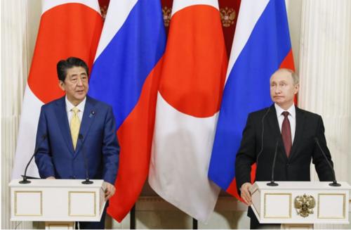 安倍晋三とプーチン・日ロ首脳会談.PNG