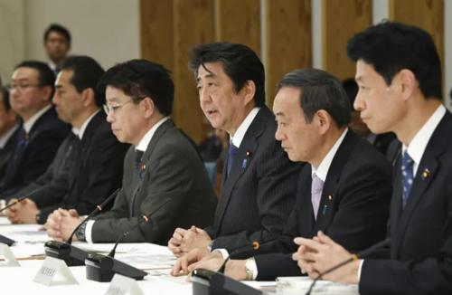 安倍晋三・新型ウイルス対策本部・3月20日.PNG