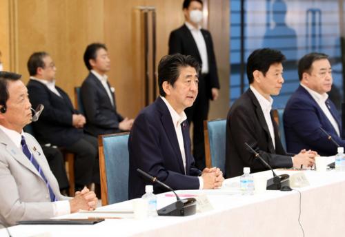 安倍晋三・未来投資会議・7月30日.PNG