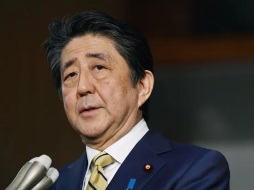 安倍晋三・G7テレビ会議.PNG