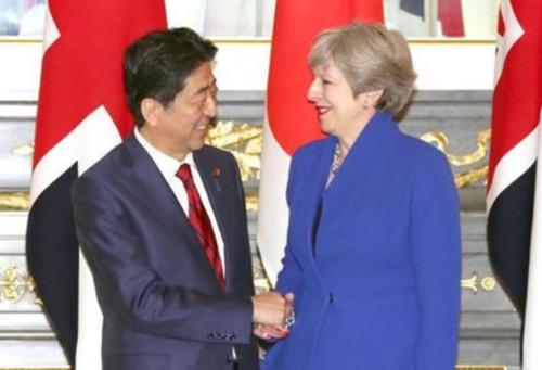安倍首相とメイ首相.PNG