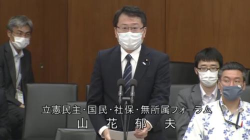 山花郁夫・社会福祉法案・趣旨説明・衆院厚生労働委員会.PNG