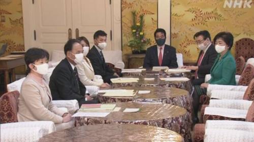 新型コロナ対策巡る政府と与野党の協議.PNG