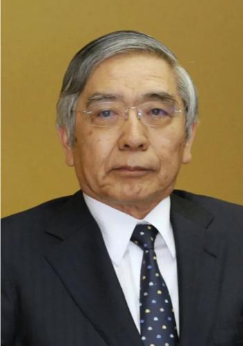 日銀の黒田東彦総裁.PNG