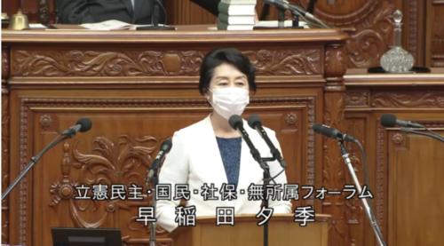 早稲田夕季・社会福祉法案・趣旨説明・衆院本会議.PNG