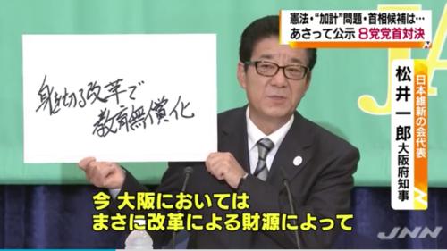松井一郎・身を切る改革.PNG