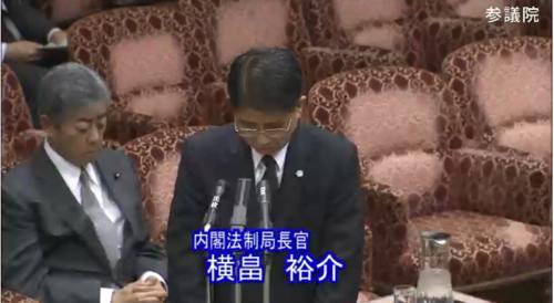 横畠長官・参院予算委.PNG