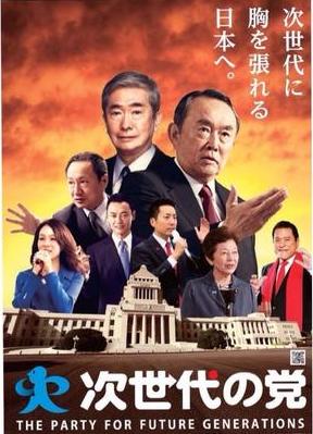 次世代の党のポスター.PNG