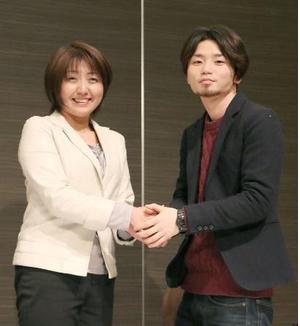 池田真紀と奥田愛基.PNG