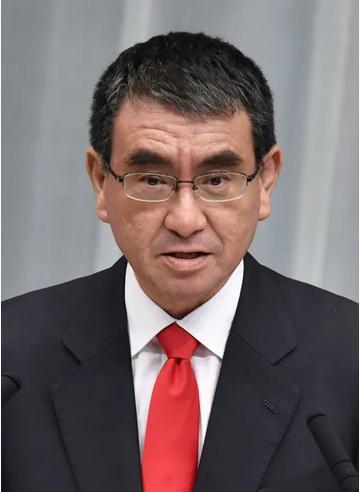 河野太郎・雨男.PNG