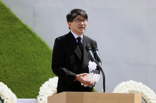 田上富久市長・長崎・8月9日.PNG