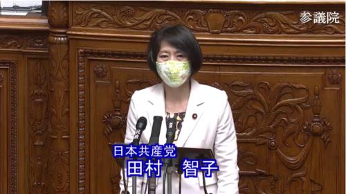 田村智子(日本共産党)・スーパーシティ法案・参院本会議.PNG