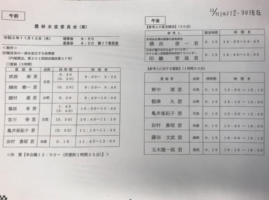 種苗法改正案・衆院農林水産委員会で審議入り.PNG