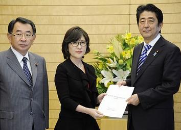 稲田朋美・安倍首相他.PNG
