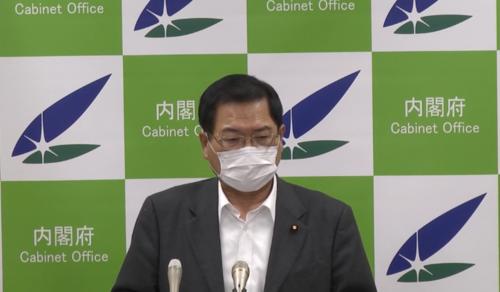 竹本直一IT担当相・会見6月12日.PNG