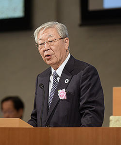 経団連の中西宏明会長.PNG