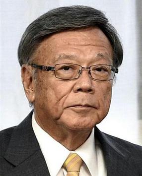 翁長雄志・宜野湾市長選.PNG