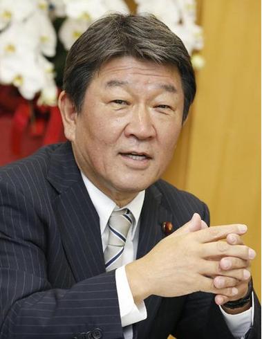 茂木敏充経済再生相.PNG