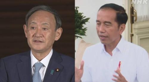 菅義偉とインドネシアのジョコ大統領.PNG
