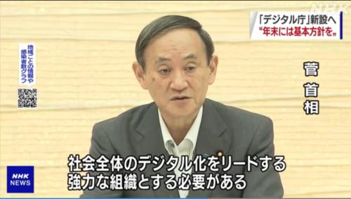菅義偉・デジタル改革関係閣僚会議・9月23日.PNG