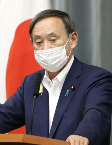 菅義偉・緊急宣言再発令に慎重.PNG