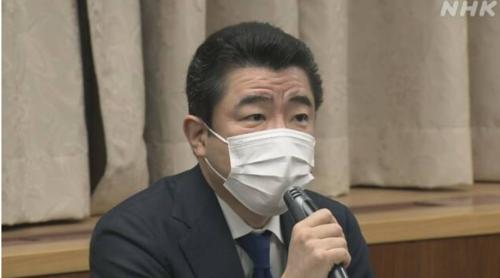 野上浩太郎・農相・鳥インフルエンザ.PNG