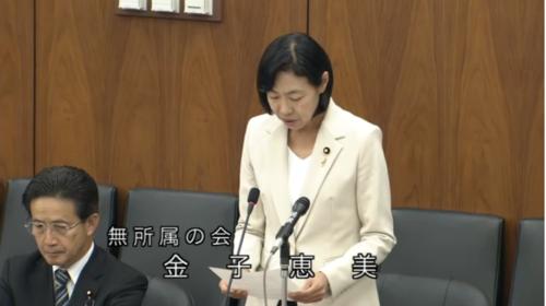 金子恵美・漁業法改正反対討論.PNG
