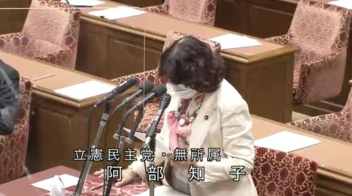 阿部知子・デジタル改革関連法案・質疑・連合審査会.PNG