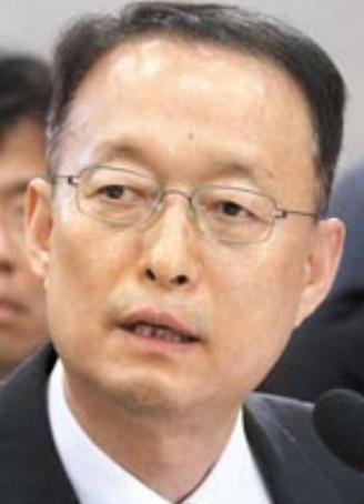 韓国産業通商資源部の白雲揆.PNG