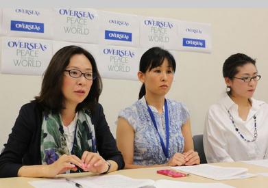 OVERSEAs発起人の武井由起子弁護士(左)ら.PNG